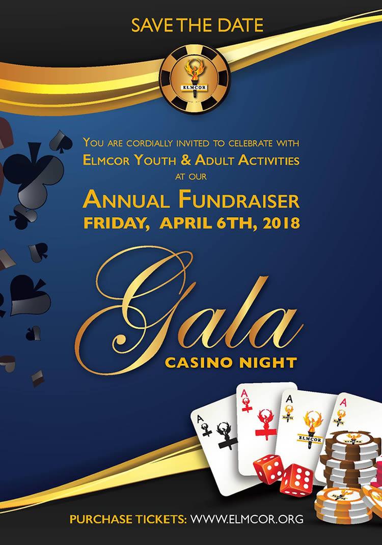Elmcor Casino Night Gala
