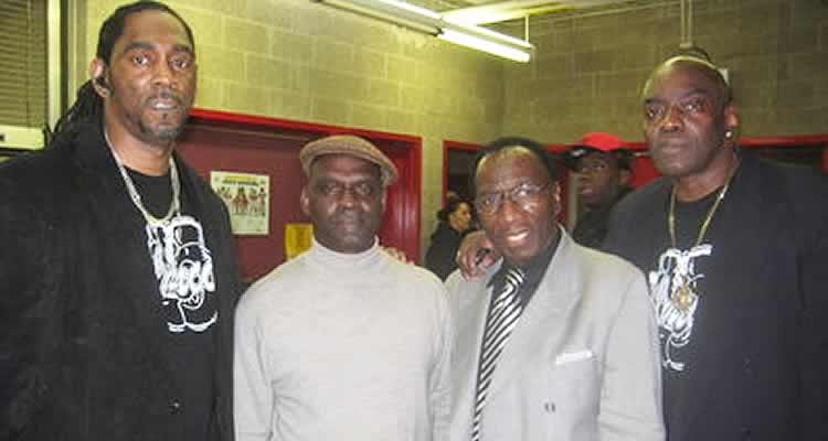 Lou Benson Golden Gloves event at Elmcor Recreation Center in Queens Read more: Queens Ledger - Elmcor s Lou Benson touches lives in and out of the ring